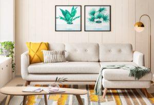 AllModern sofa