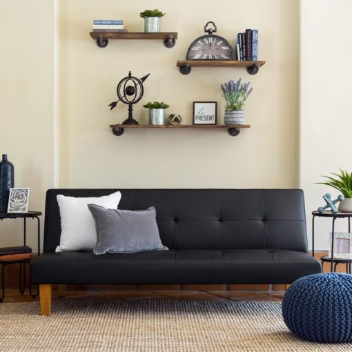 The Best 8 Space Saving Futons Of 2021 Home Of Cozy